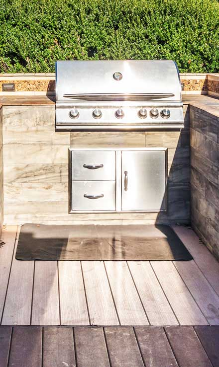 Accurate Outdoor LLC Outdoor Kitchen
