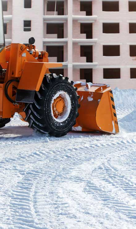 Accurate Outdoor LLC Commercial Snow Removal