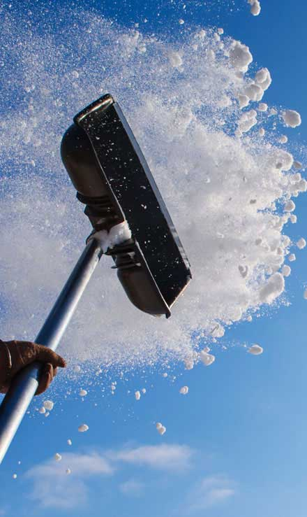 Accurate Outdoor LLC Snow Removal