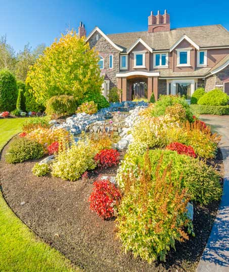 Accurate Outdoor LLC Landscape Design