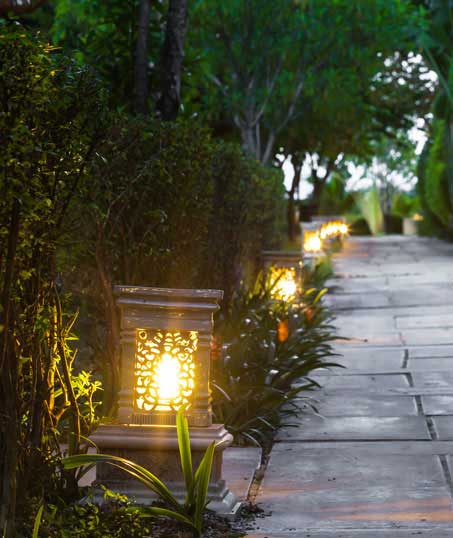 Accurate Outdoor LLC Residential Landscape Lighting