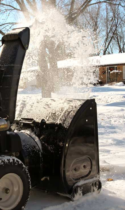 Accurate Outdoor LLC Residential Snow Removal